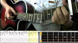VỢ NGƯỜI TA -TONE NAM - HƯỚNG DẪN GUITAR HỢP ÂM CỰC CHUẨN (Phan Mạnh Quỳnh)