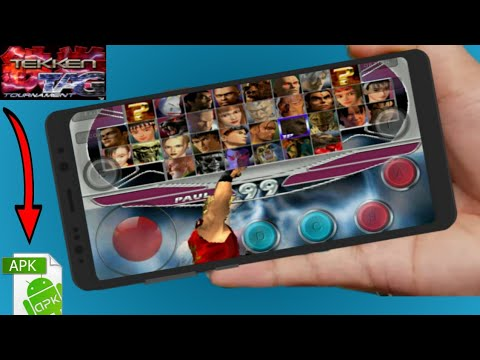 {Only APK} Tekken Tag Game APK For All Android Devices | Official Video Game | By Arcade Android |