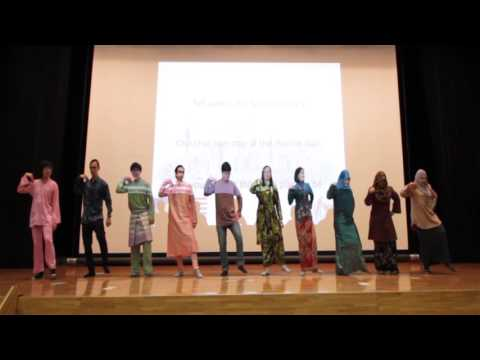 Rasa Sayang Dance - NAIST International Friendship Meeting 2017