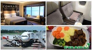 A Trip to Southeast Asia with EVA Airways 777 Premium Economy