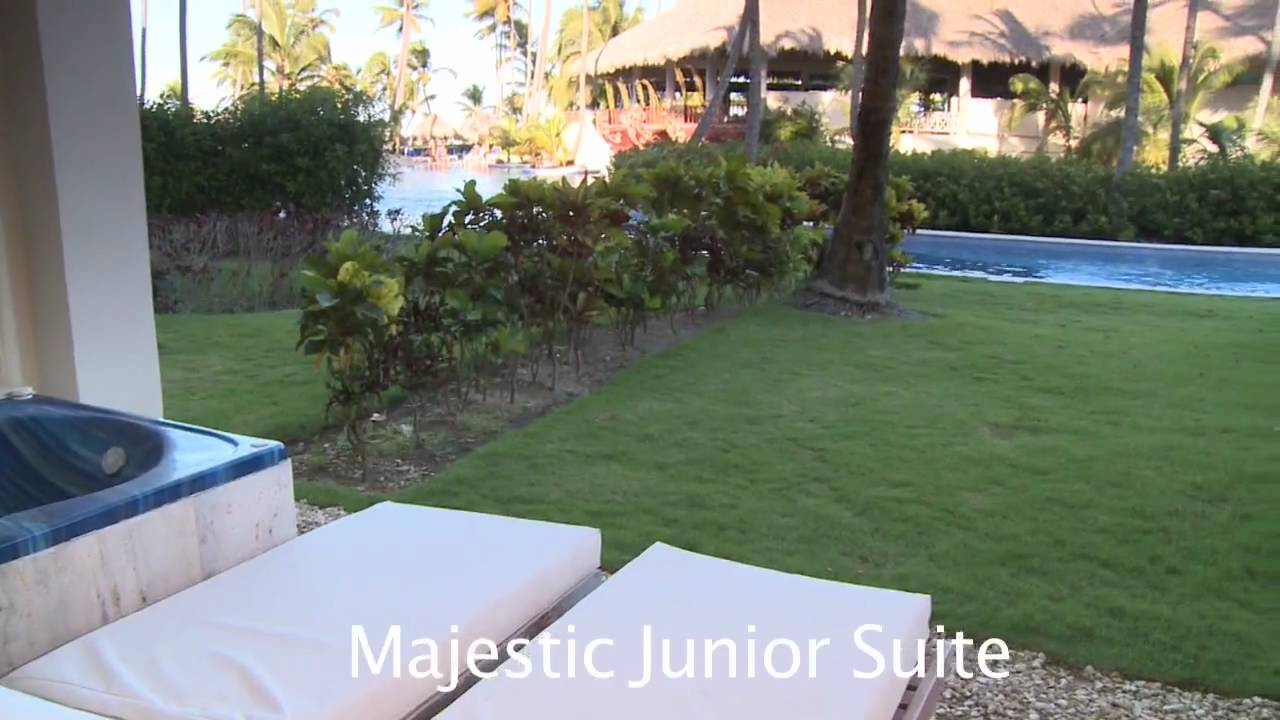 Majestic Elegance Punta Cana Junior Suite Room Preview