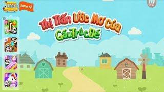 Thị trấn ước mơ của gấu trúc bé | funny game