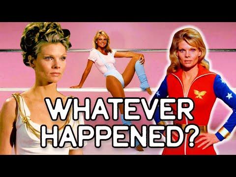 Whatever Happened To TV's Original Wonder Woman - Cathy Lee Crosby