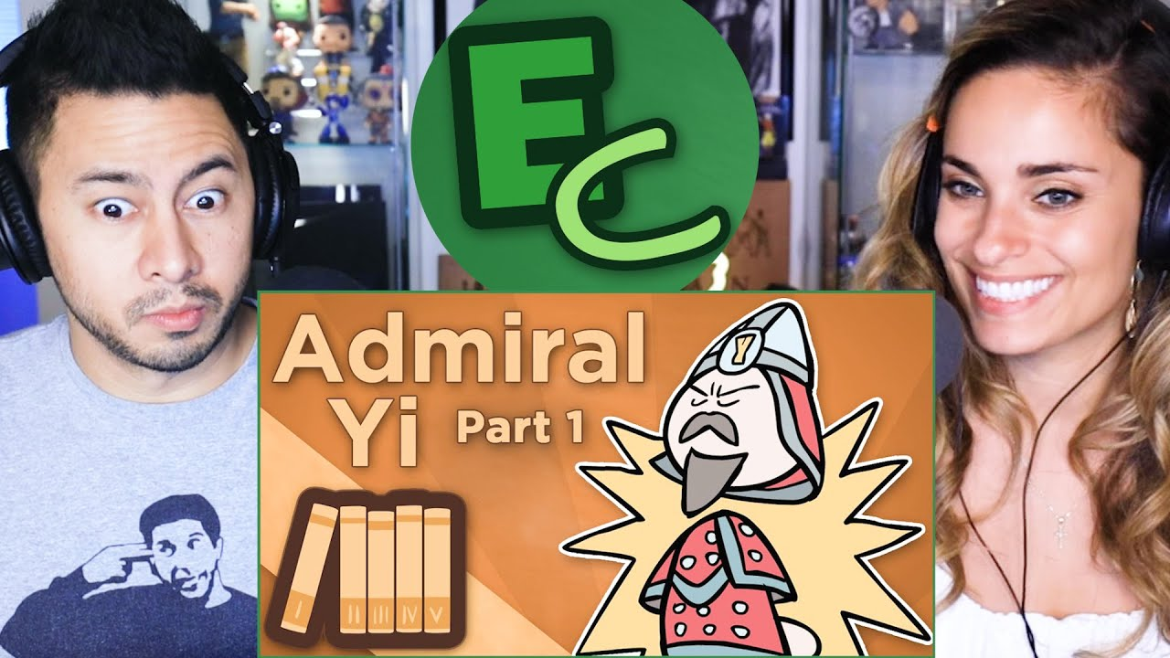 Download KOREA: Admiral Yi - Keep Beating The Drum   Extra Credits History   Reaction!