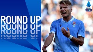 Lazio Score TWICE in 1 Minute & Cornelius Scores a Hat-Trick in 10!   Round Up 8   Serie A
