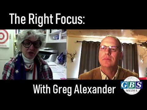 The Right Focus: Greg Alexander for Michigan's 83rd District