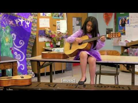 9-year-old Little Kids Rock student original song -