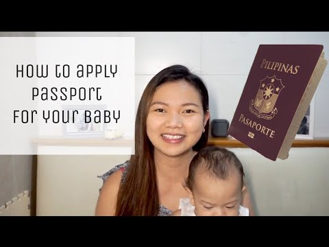 How to get passport for minors in philippines