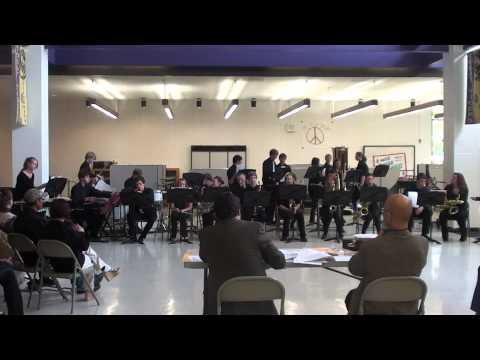 Union Mine High School Jazz Band: Lodi 1st Place Performance (11-5-11)