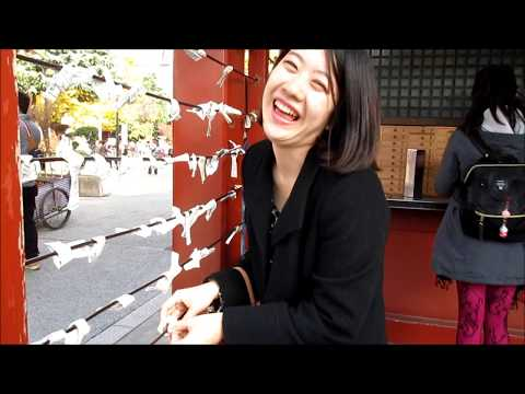 Tokyo and Yokohama, Japan trip with Maika