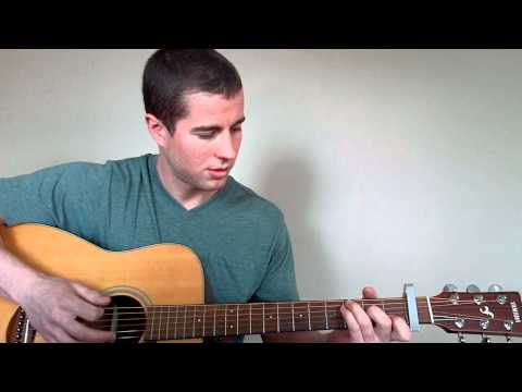 Saving grace by Pete Murray how to play on guitar