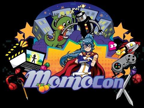 I'm going to be at MomoCon in Atlanta, GA!