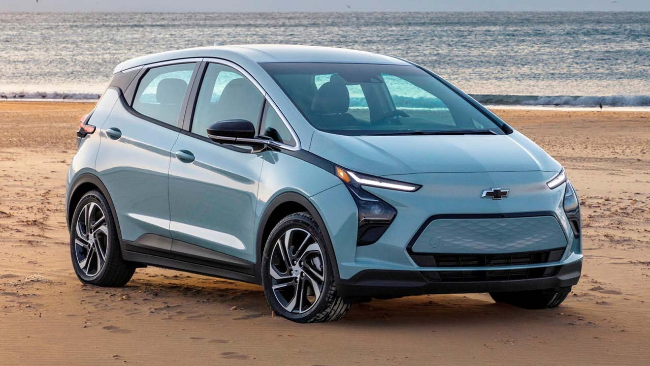 2022 CHEVROLET BOLT EV | Auto Find TV - YouTube