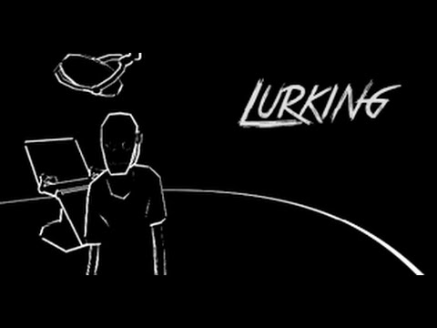 lurking A SOUND! based horror game(Thomas plays indie horror games)