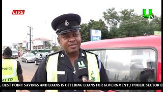 Police Crack The Whip To Sanitize Road Indiscipline