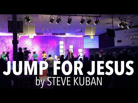 Steve Kuban - Jump for Jesus sung at Mississauga, ON Canada