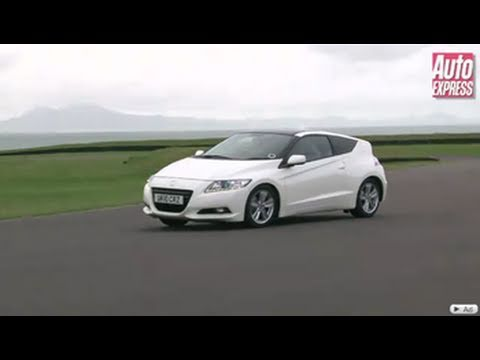 Honda Crz Hybrid Review Auto Express Performance Car Of The Year