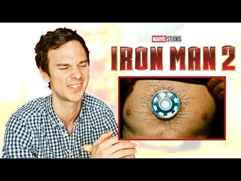 Doctor Breaks Down Medical Science in IRON MAN 2 and THOR movie | Doctor Reacts