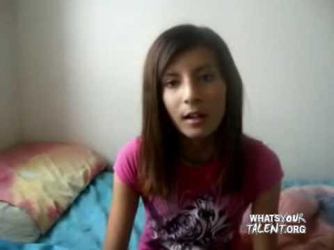 Best Ten Year Old Singer Ever!