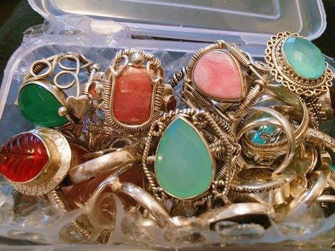 My Rings sterling silver fine jewelry gemstone boho rings