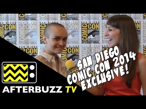 """Olivia Cooke from A&E's """"Bates Motel"""" @ 2014 Comic Con 