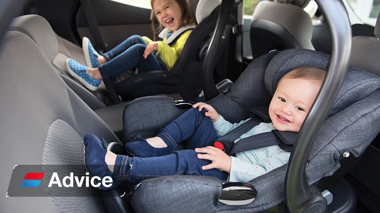 choose and fit a baby car seat - YouTube