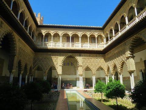 "Sevilla, Spain - The Alcázar interior (""Game Of Thrones"" sets)"