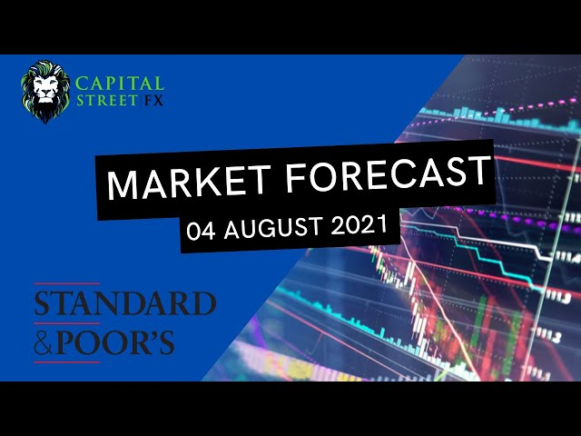 [S&P 500] Technical Analysis By Capital Street FX - August 04, 2021