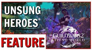 Guild Wars 2: A Tribute To The Portal Masters | GW2 7th Anniversary Special