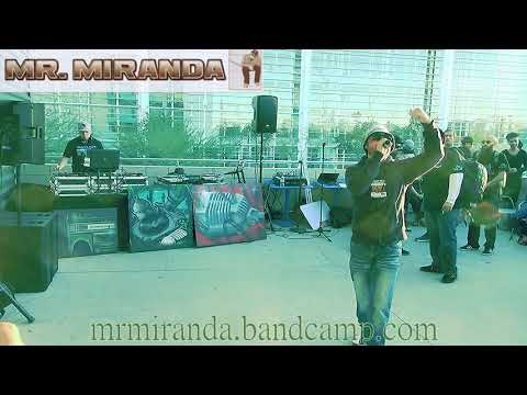 Mr. Miranda live at the Comerica Theater (PHX) on the Hidden House Stage 11.14.15