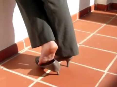 para mujeres pies