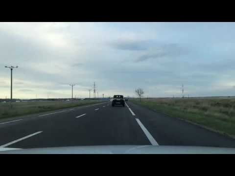 Romanian Roads - Bucharest - Iasi - What to expect? Part 1