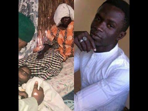 Décès de Fallou Séne: Urgent-triste moment regardez sa femme et son enfant