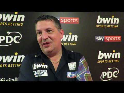Gary Anderson: I care about what happens to Berry van Peer