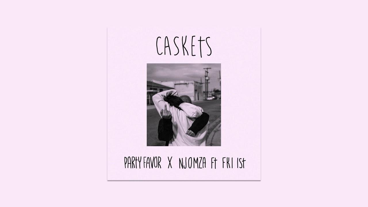 Download Party Favor & NJOMZA - Caskets (feat. FKi 1st) [Cover Art]