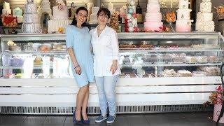 MAKSEN CAKE HOUSE - Համտեսում եմ Թխվածքներ - Heghineh Cookihng Show in Armenian