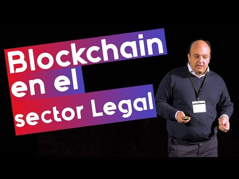 Blockchain en el sector Legal
