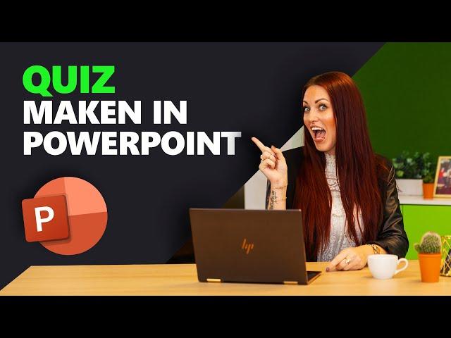 Hoe maak je een quiz in PowerPoint? | PowerPoint Basics | PPT Solutions