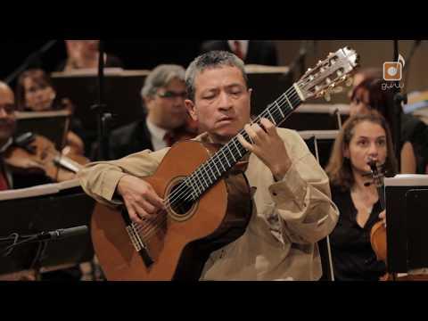 Antonio Lauro: Concerto for guitar & orchestra Nr. 1 (1st movement - Full video)
