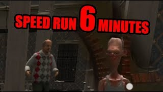 Big Fat Neighbor Speed Run [6 MINUTES]