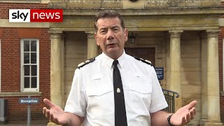 Coronavirus: 'Lockdown flouters could be arrested'