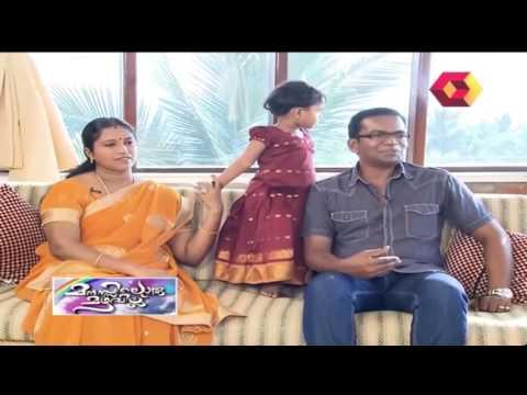 Manassiloru Mazhavillu   Magician Raj Moorthy  family   15 03 2014   Full Episode