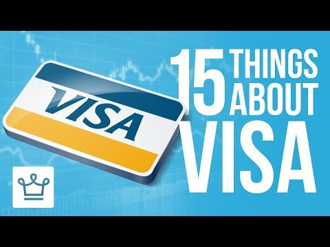 15 Things You Didn't Know About VISA