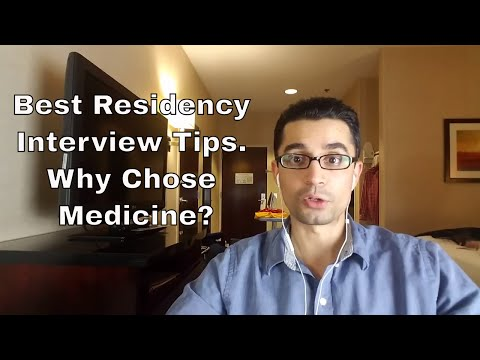 Best Tips for Interviews. Residency interview or Visa interview