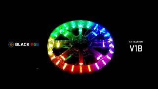 BLACK RGB Light Modes / V1B