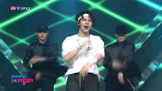 K-POP 2018년 김동한 Ain't No Time