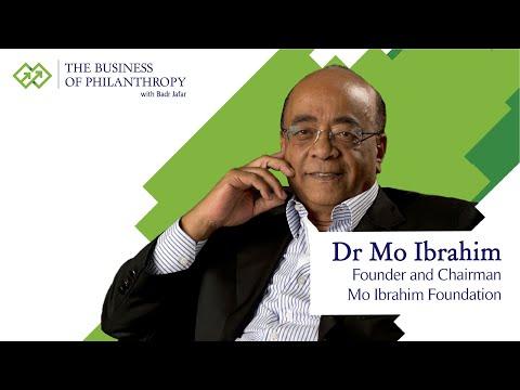 Dr. Mo Ibrahim; A Conversation with Badr Jafar