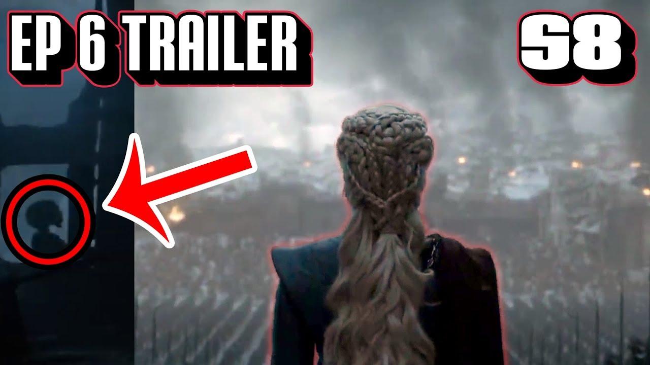 Download Game of Thrones Season 8 Episode 6 Trailer Breakdown