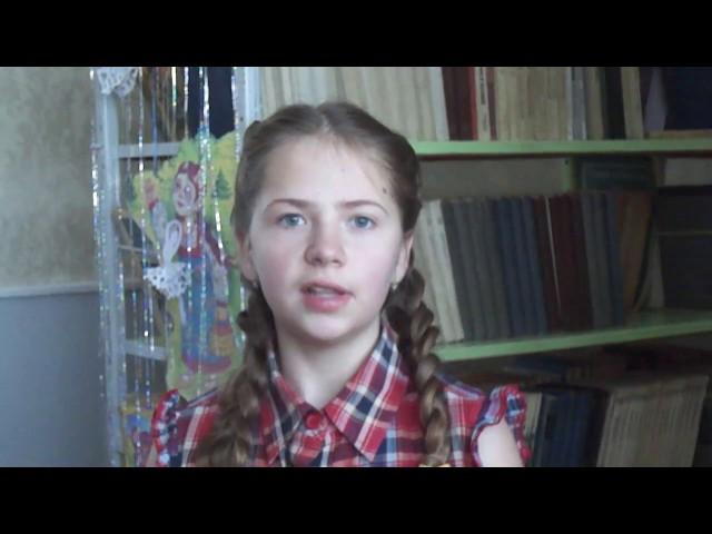 Изображение предпросмотра прочтения – АлександраКузьменко читает произведение «Тучи» М.Ю.Лермонтова