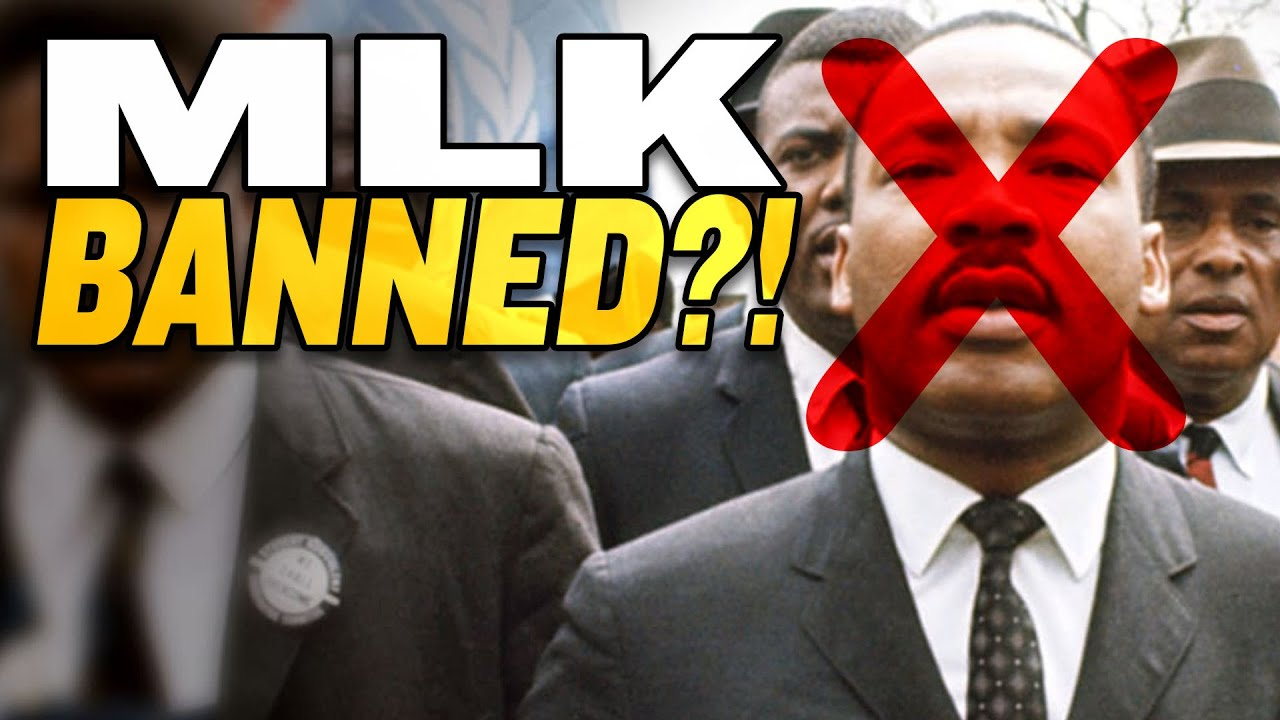 Texas BANS Teaching about Slavery and MLK   Wait… Is That True?